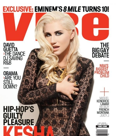 Ke$ha Covers 'Vibe'