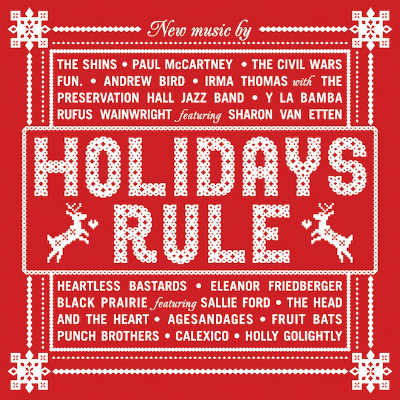 holidays rule cover