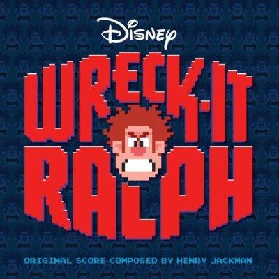 Wreck-It Ralph Soundtrack