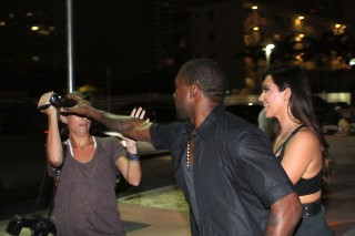 Kanye West Goes H.A.M. After Paparazzo Asks About Reggie Bush: Morning Mix