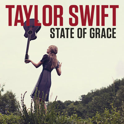 Taylor Swift State of Grace Single Artwork
