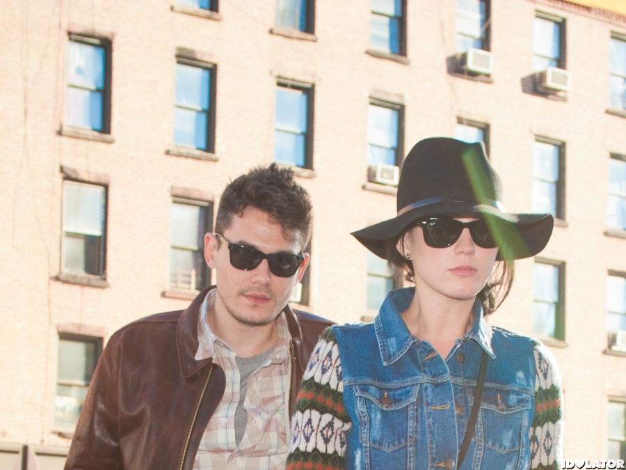John & Katy Celebrate John's 35th B-Day
