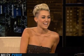 "Miley Cyrus Says Jonas Brothers' ""Wedding Bells"" Song Is ""Pretty Blatant"" & Talks Honey Boo Boo"