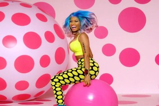 "Nicki Minaj's ""The Boys"" Video: Watch The Colorful Cassie-Assisted Clip"