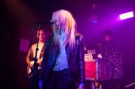 CMJ Music Marathon 2012: Sky Ferreira Rocks Out At Santos Party House