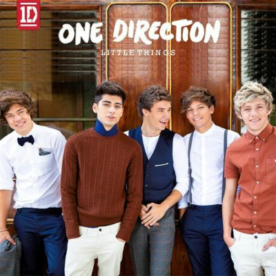 one direction little things single art