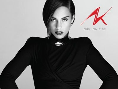 Alicia Keys Reveals 'Girl On Fire' Tracklist