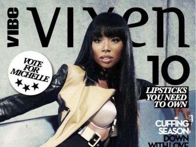 Brandy Covers 'Vibe Vixen', Talks Whitney Houston, 'Two Eleven' & The Election
