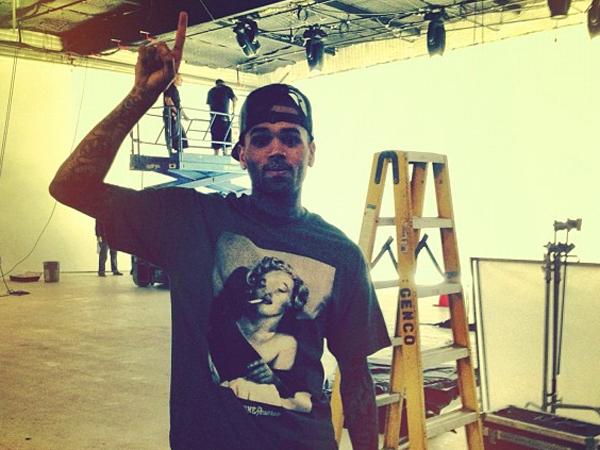 Chris Brown 2012 Instagram