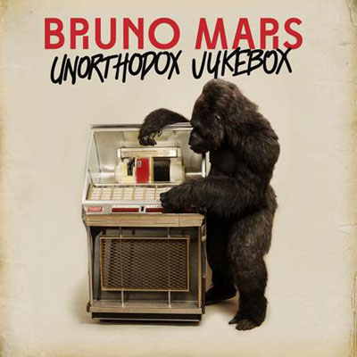 Bruno Mars Unorthodox Jukebox Album Cover Artwork