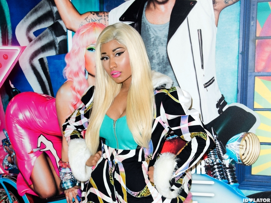 Nicki Minaj For MAC