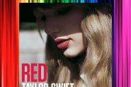 Pop Spectrum: Taylor Swift's 'Red' And 11 Other Albums With Colors In The Title