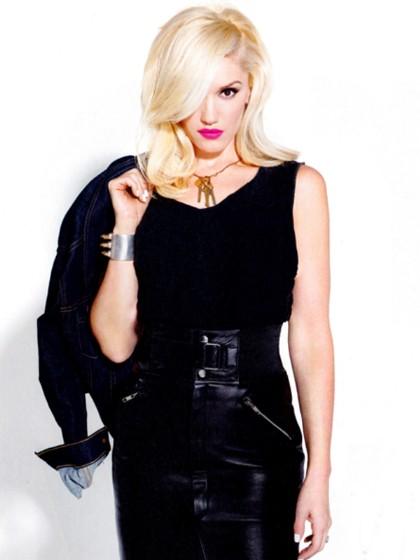 Gwen Stefani For 'Nylon'