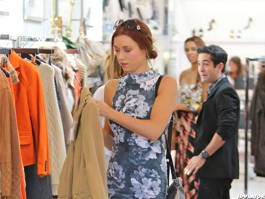 The Saturdays' Shopping Spree