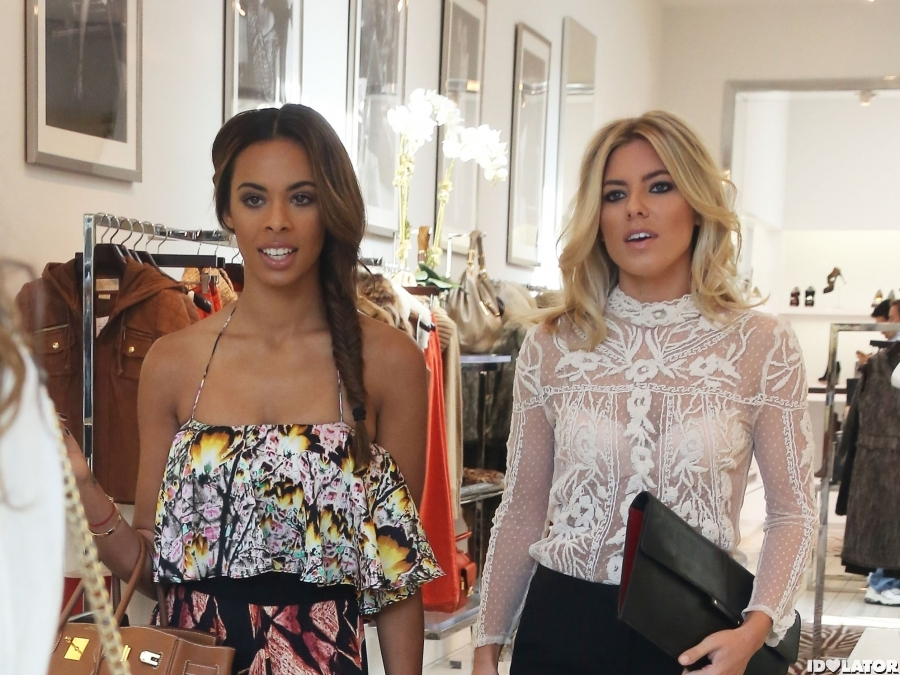 The Saturdays' Shopping Spree