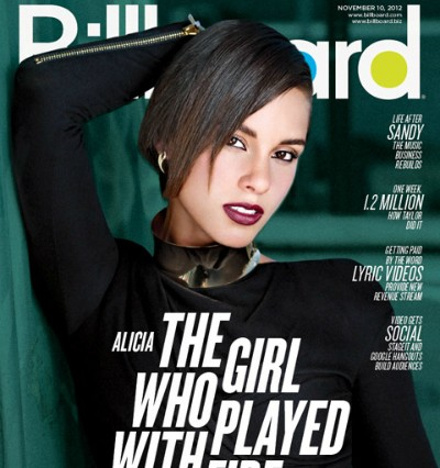 alicia keys billboard cover fire