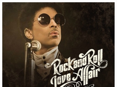 "Prince Reveals ""Rock And Roll Love Affair"" Single Artwork And Release Date"