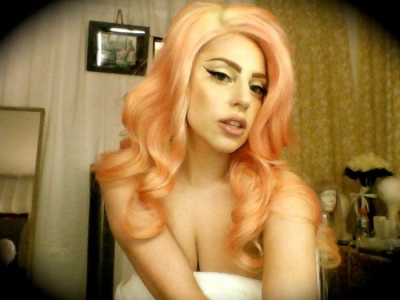 lady gaga 2012 facebook