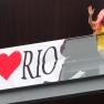 Gaga loves her fans in Rio