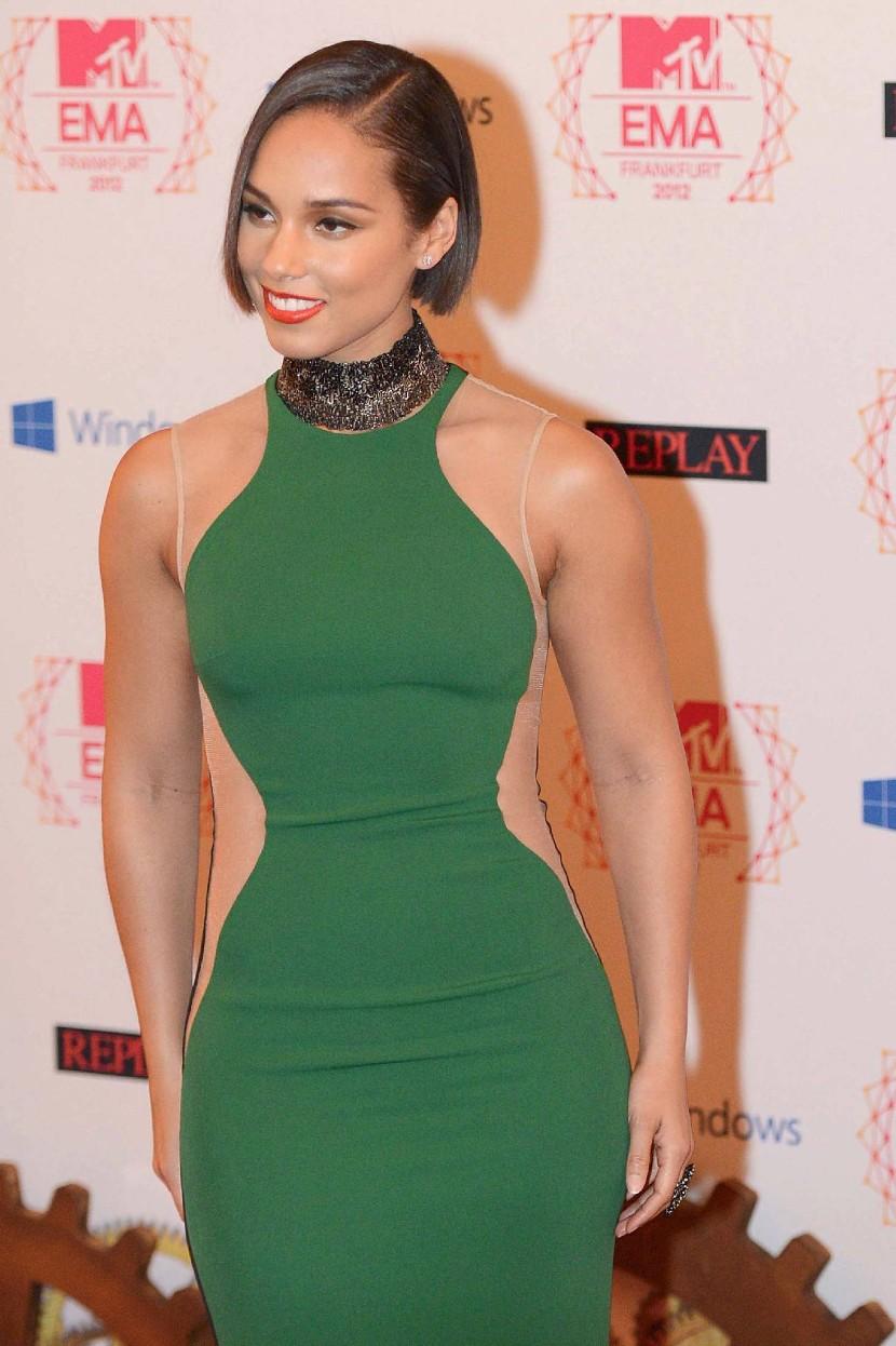 Alicia Keys Wants To Shave Her Head Morning Mix Idolator