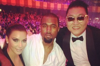PSY Met Kanye West & Kim Kardashian, Just As The 2012 Prophecies Foretold: Morning Mix