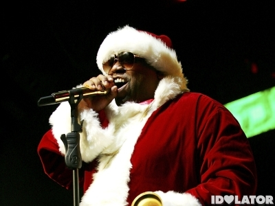 Ceelo Green - All I Want for Christmas MP3 Download and Lyrics