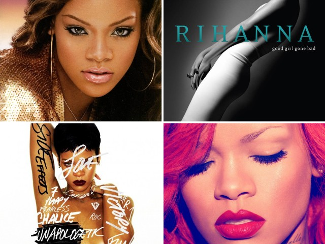 Rihanna's Pop Report Card