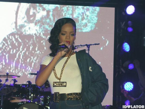 Rihanna's 777 Tour Hits Stockholm 3