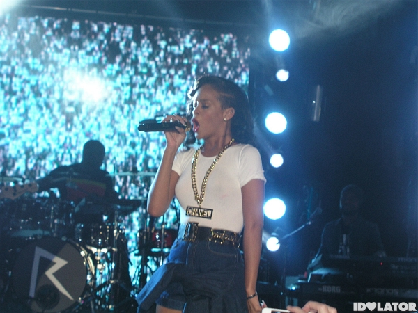Rihanna's 777 Tour Hits Stockholm 5