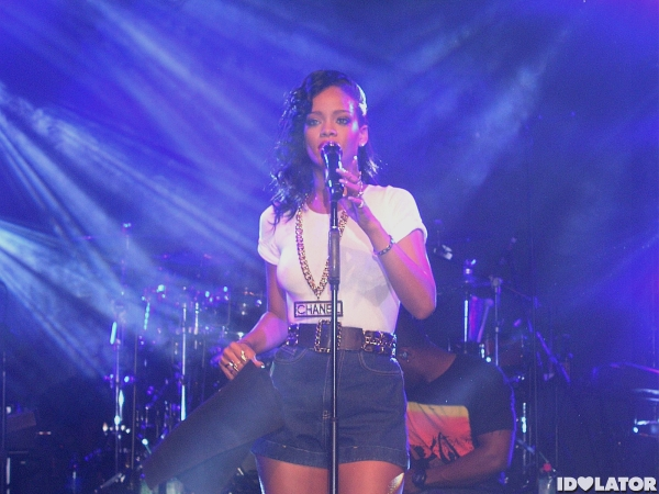 Rihanna's 777 Tour Hits Stockholm 6