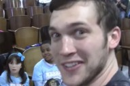 """Phillip Phillips Covers """"Wonderwall"""" And """"Thriller"""" With Kids For Hurricane Sandy Relief"""