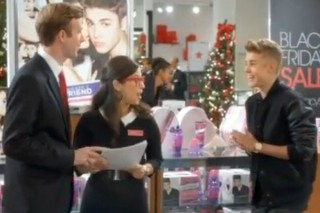 Justin Bieber Is Extra Charming In This Macy's Black Friday Ad: Morning Mix