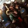 Rihanna 777 Tour Jet Plane Final Day New York 1