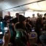 Rihanna 777 Tour Jet Plane Final Day New York 2