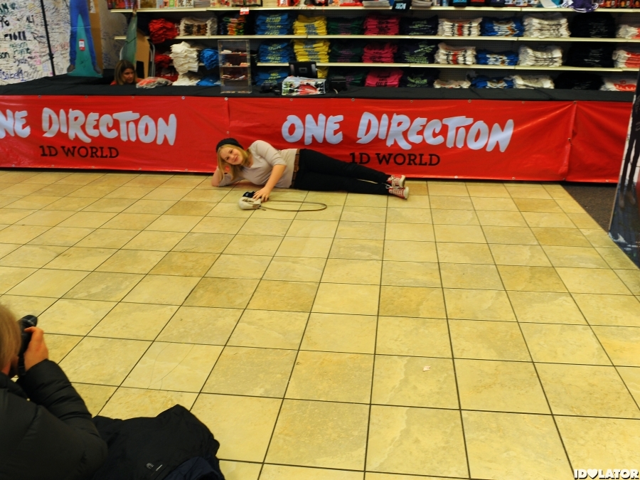 The One Direction NYC Store