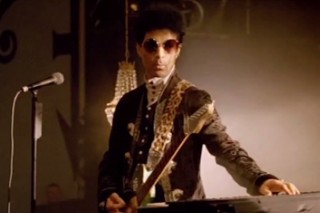 """Prince Keeps It Cool In """"Rock And Roll Love Affair"""" Video: Watch"""