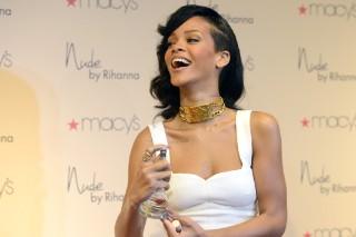Rihanna Launches Nude In LA