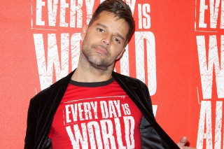 Ricky Martin Developing A Dramedy For NBC: Morning Mix