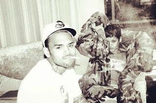 Chris Brown Is Back On Twitter, Posts A Racy Picture Of Rihanna