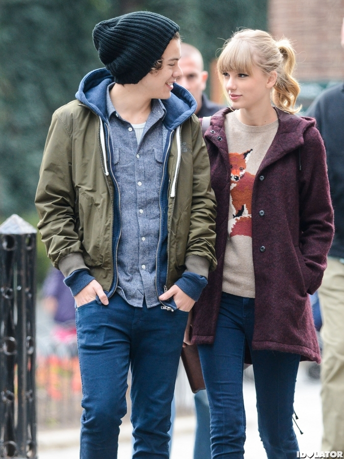 Harry Style girlfriend- Taylor swift