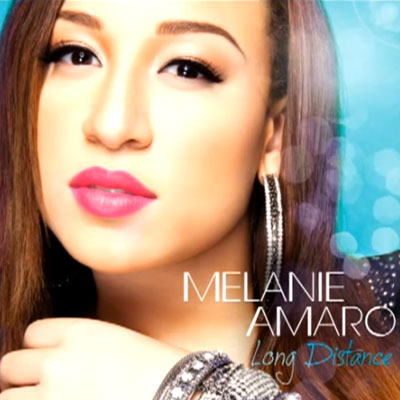 "Melanie Amaro ""Long Distance"" Single"