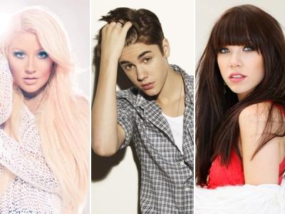 Grammy Snubs 2013 Christina Aguilera Justin Bieber Carly Rae Jepsen