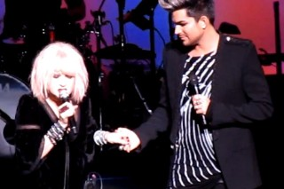 """Adam Lambert & Cyndi Lauper – """"Mad World"""""""