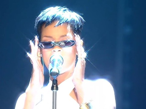 "Rihanna Performs ""Stay"" On 'X Factor' UK, ""Diamonds"" On 'Wetten, Dass…?'"