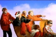 "*NSYNC's ""Merry Christmas, Happy Holidays"": At Your Request"