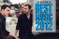 Best Music 2012: Timeflies Rattle Off Their Favorite Albums
