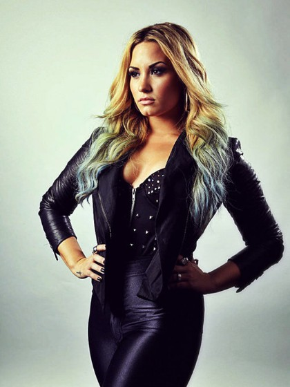 Demi Lovato's Hottest Pics Of 2012
