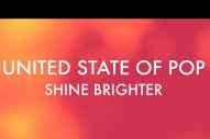 """Shine Brighter"" With DJ Earworm's 2012 Pop Song Mash-Up"