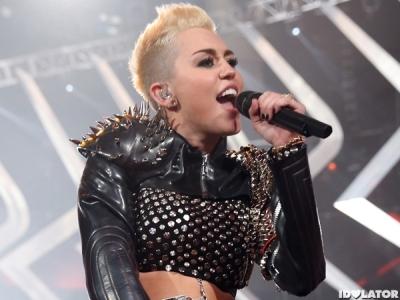 Miley Cyrus' Wild Wacky Year