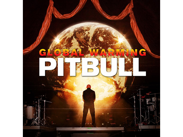 Global Warming Pitbull Album Cover Pitbull — 'global Warming'